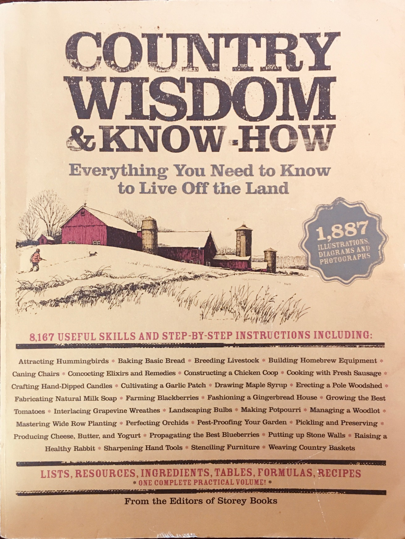 Image for Country Wisdom & Know-How