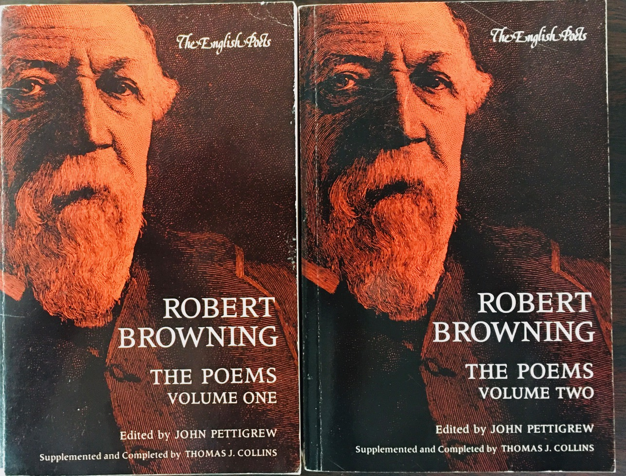 Image for Robert Browning: The Poems - 2 Volume Set