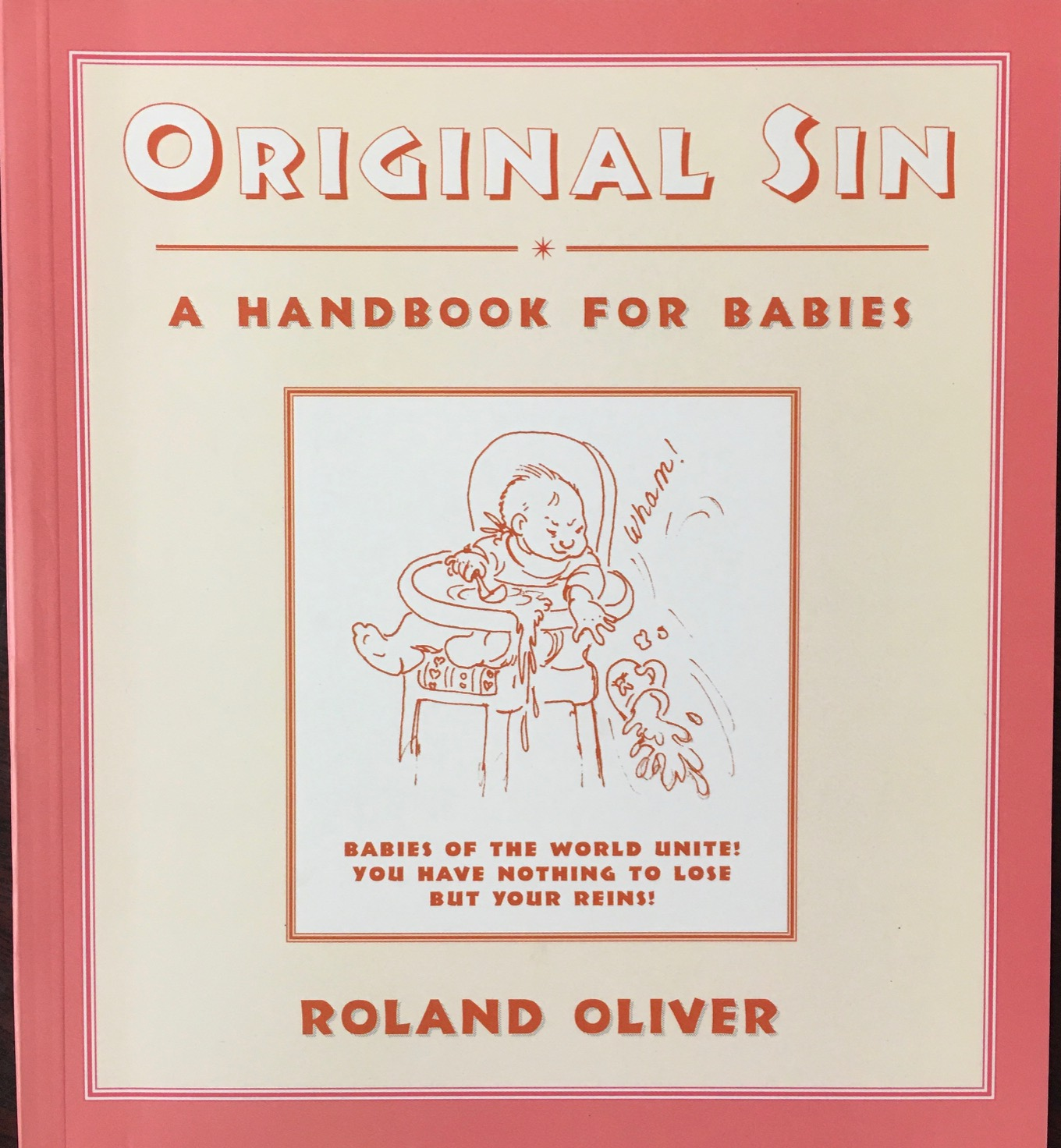 Image for Original Sin: A Handbook for Babies