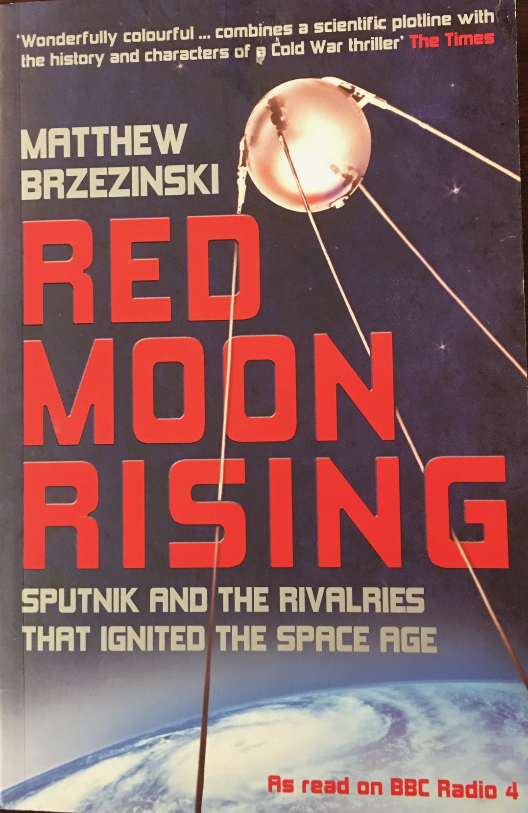 Image for Red Moon Rising: Sputnik and the rivalries that ignited the space age