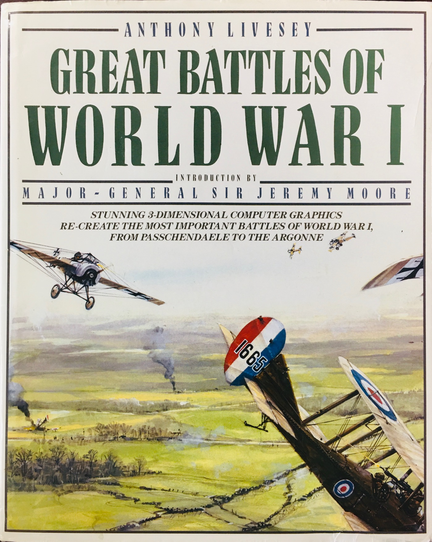 Image for Great Battles of World War I