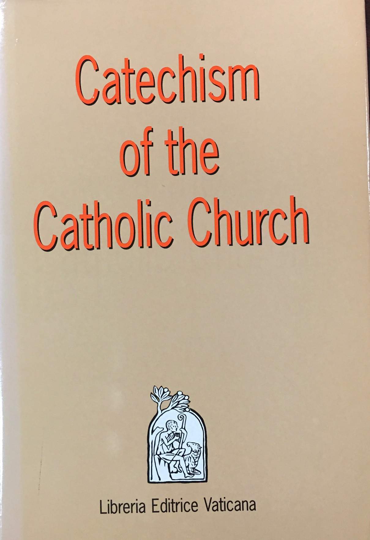 Image for Catechism of the Catholic Church