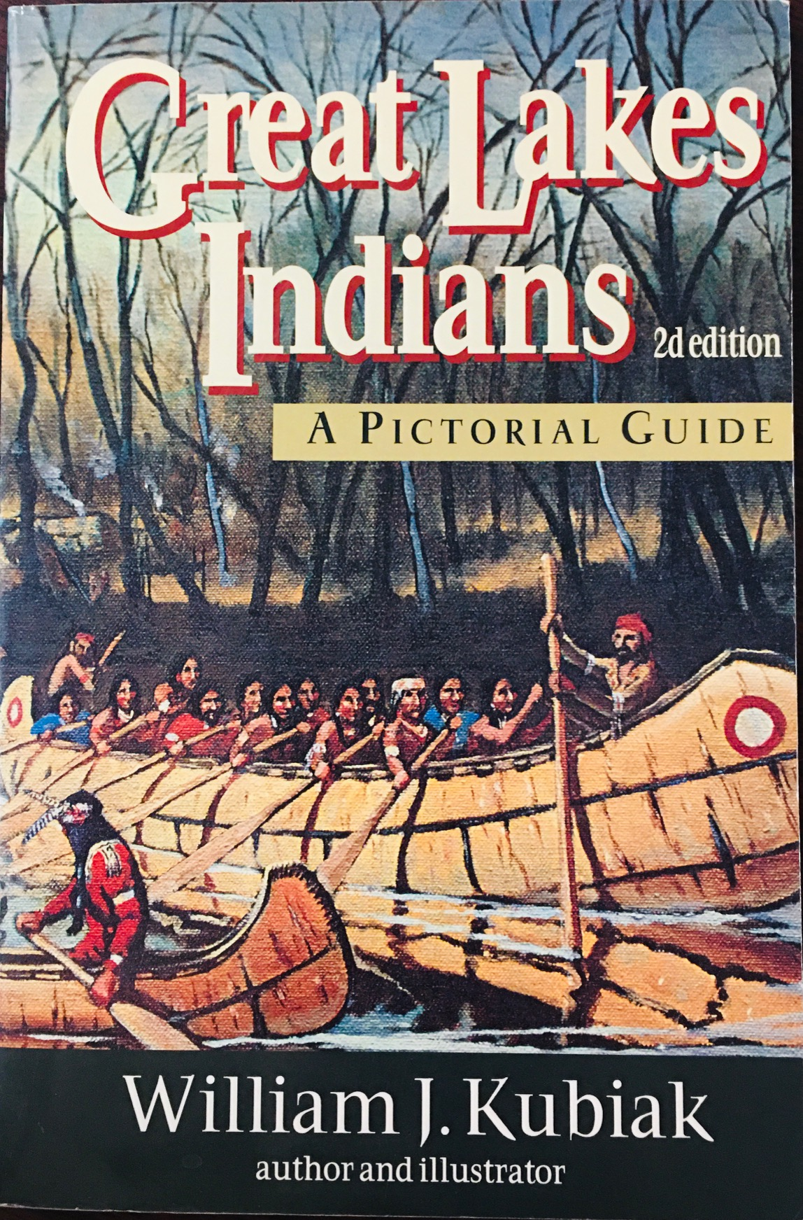 Image for Great Lakes Indians: A Pictorial Guide - 2nd Edition