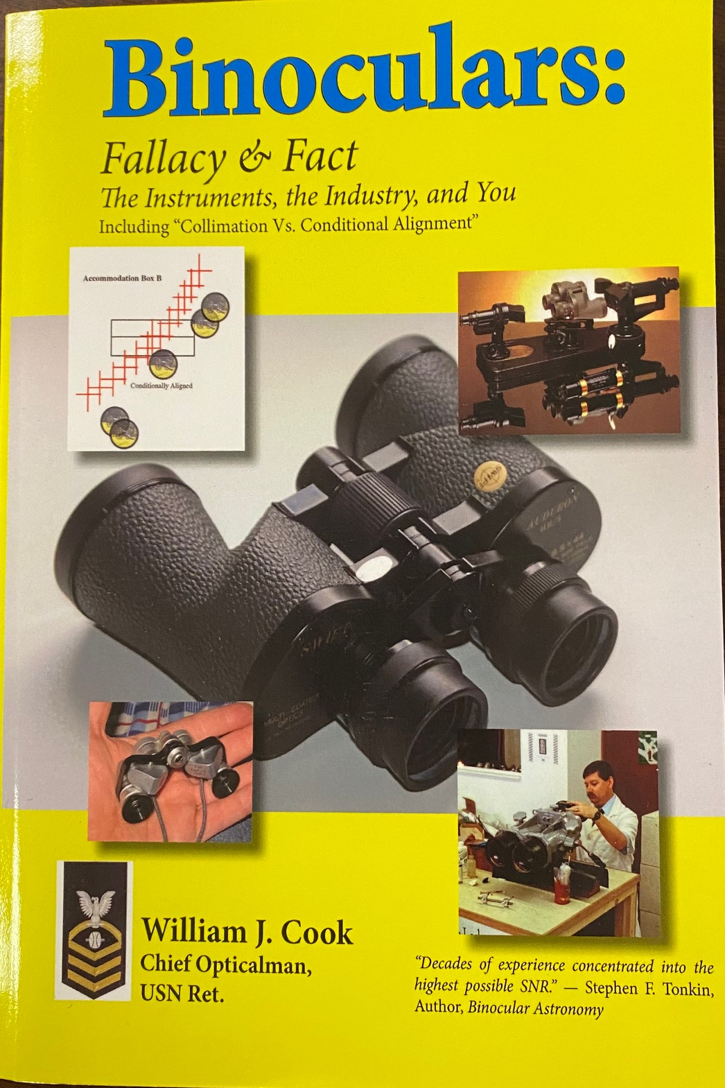 Image for BINOCULARS: Fallacy & Fact: The Instruments, The Industry and You