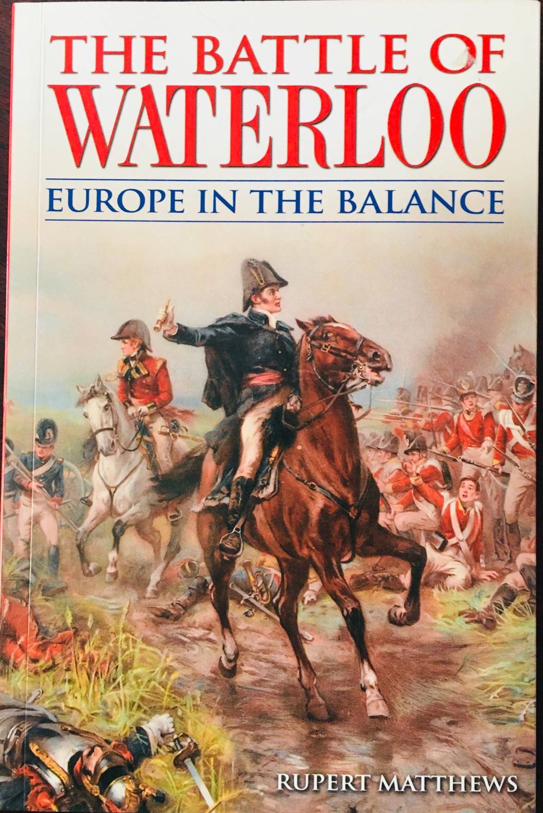 Image for The Battle of Waterloo