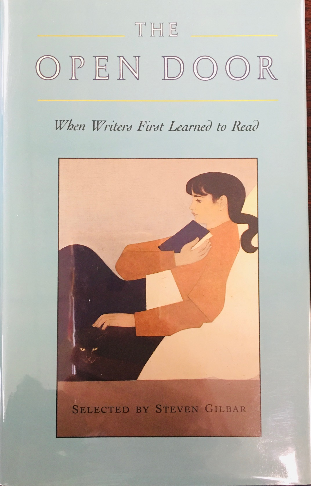 Image for The Open Door: When Writers First Learned to Read