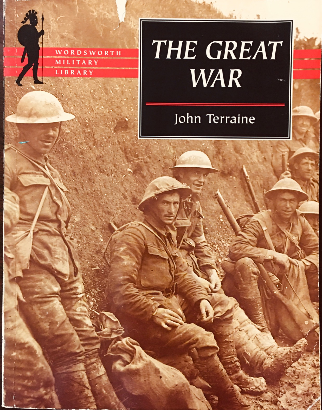 Image for The Great War (Wordsworth Military Library)