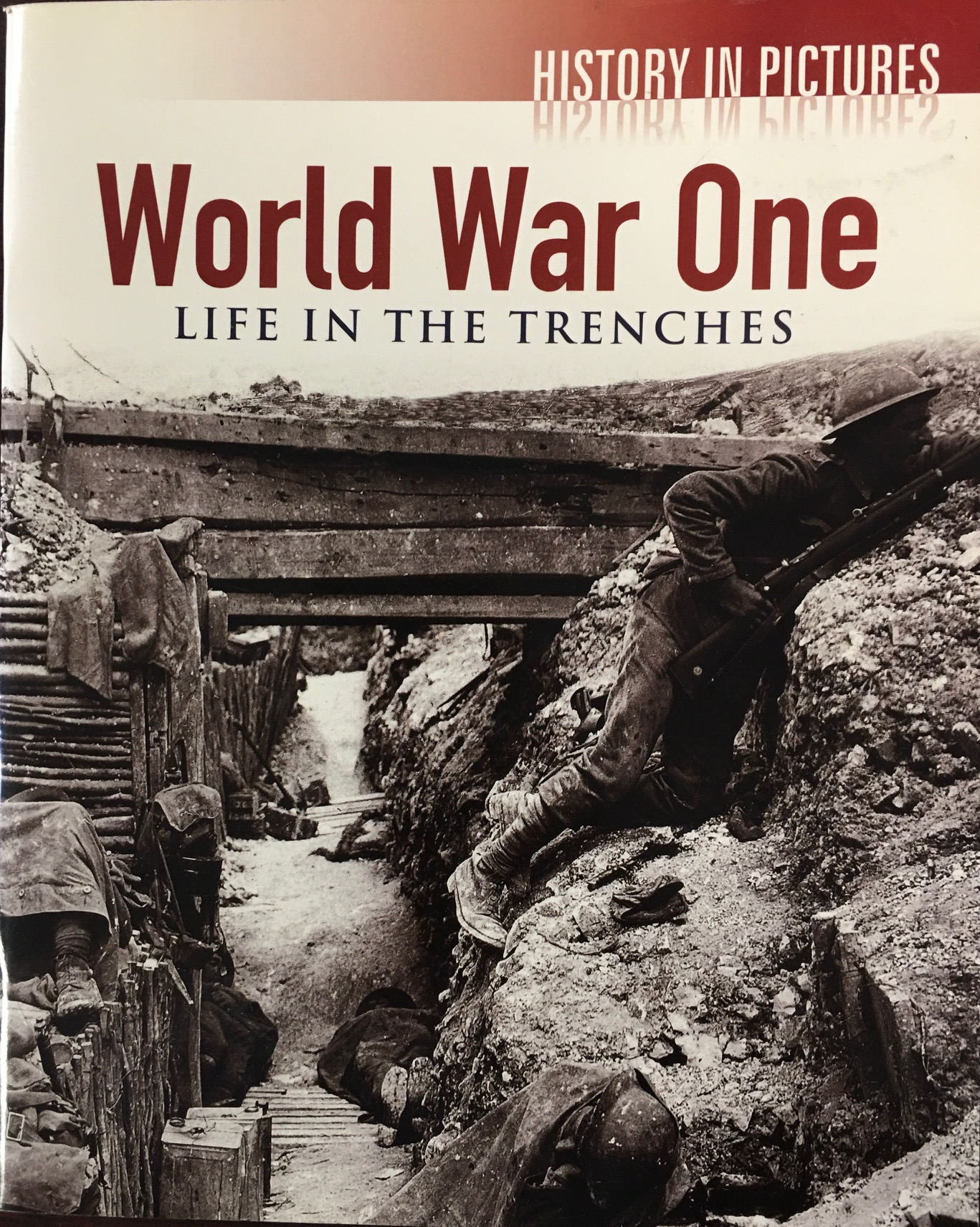 Image for World War One: Life in the Trenches (History in Pictures)