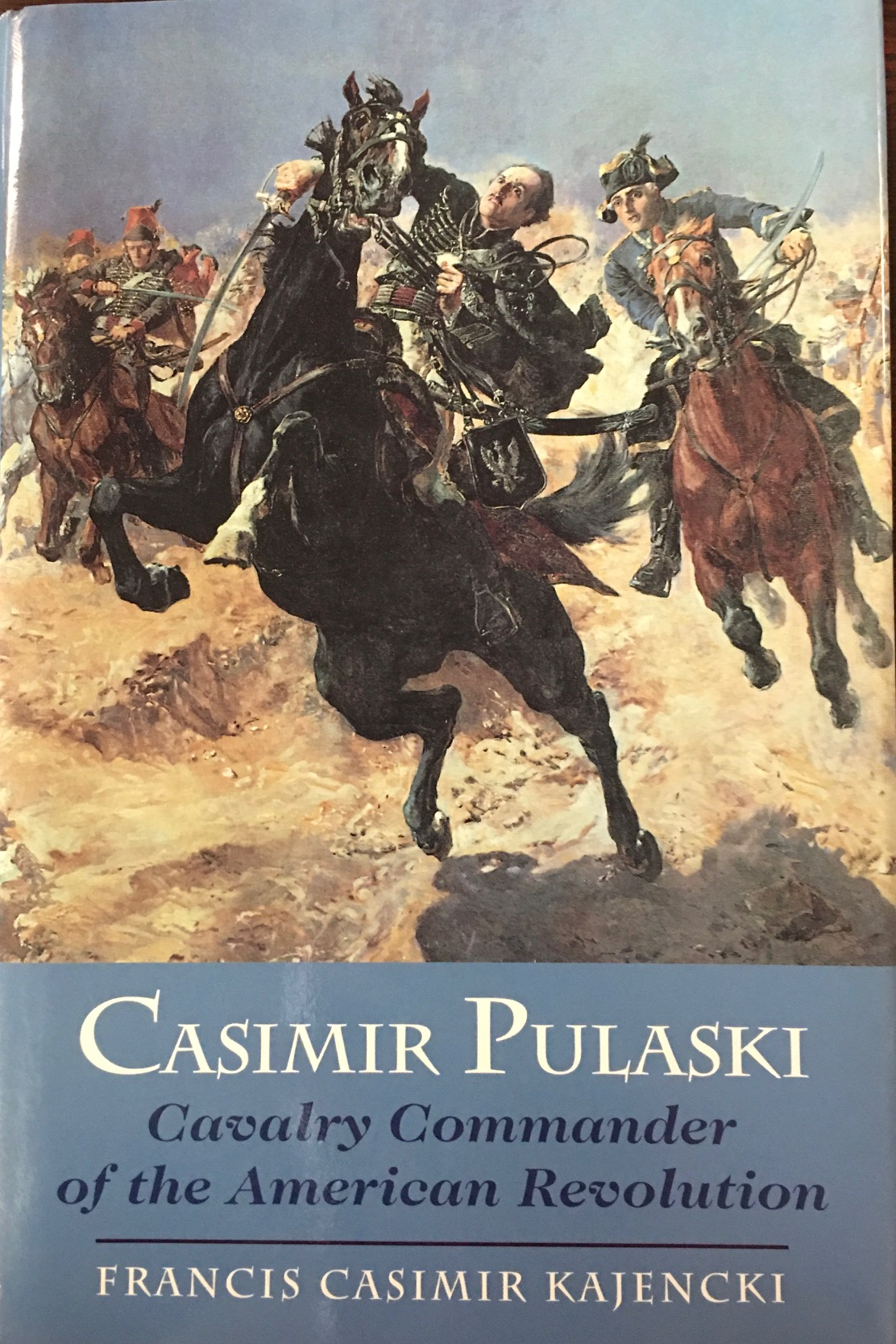 Image for Casimir Pulaski: Cavalry Commander of the American Revolution