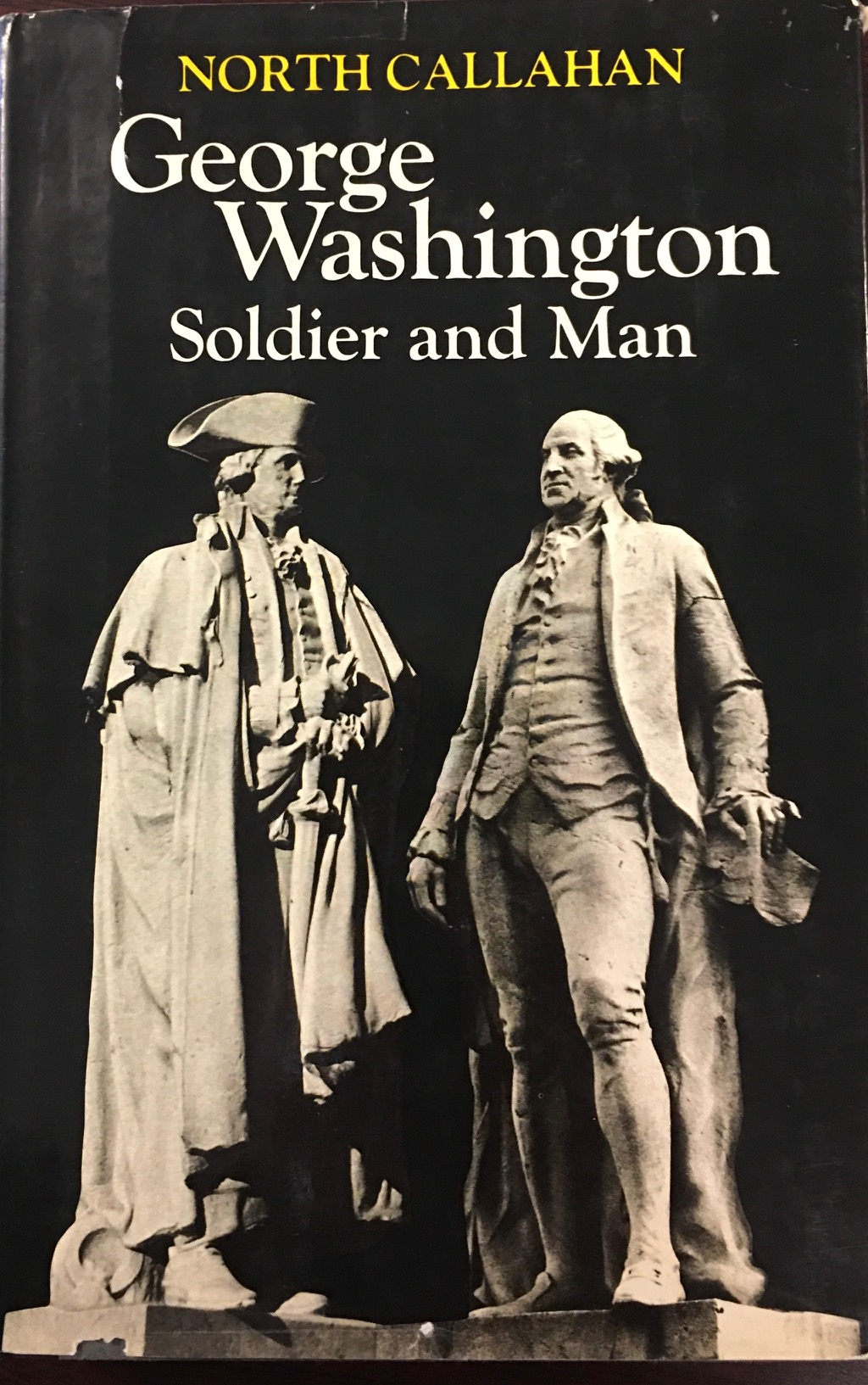 Image for George Washington, Soldier and Man.