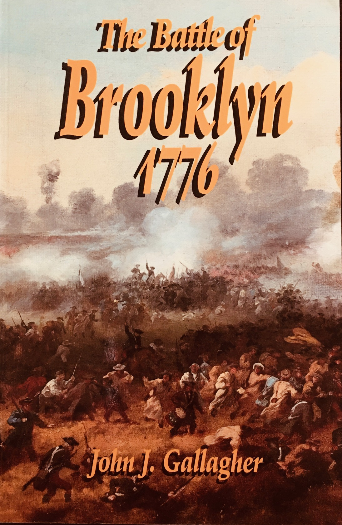 Image for The Battle of Brooklyn, 1776