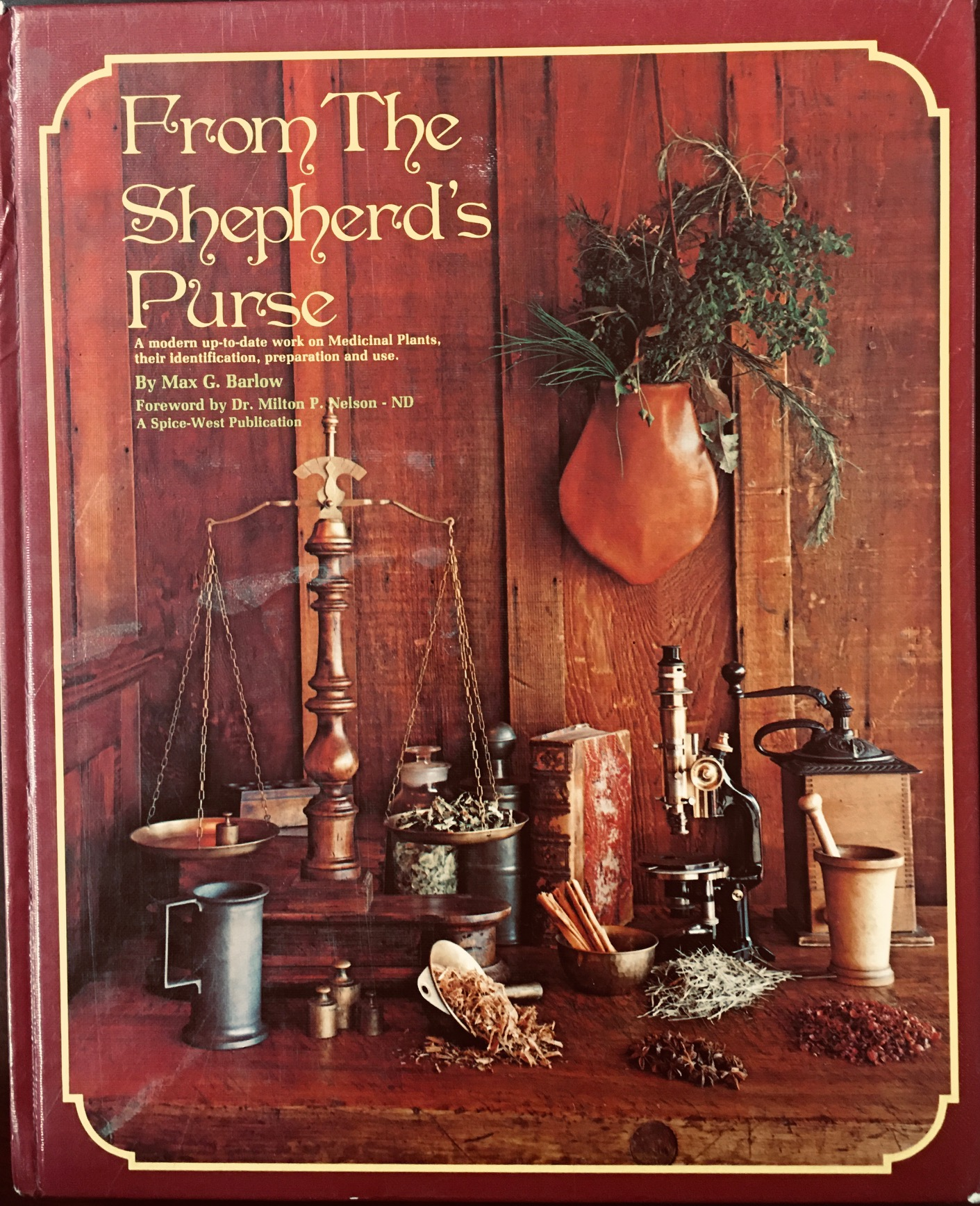 Image for From the Shepherd's Purse: The Identification, Preparation, and Use of Medicinal Plants