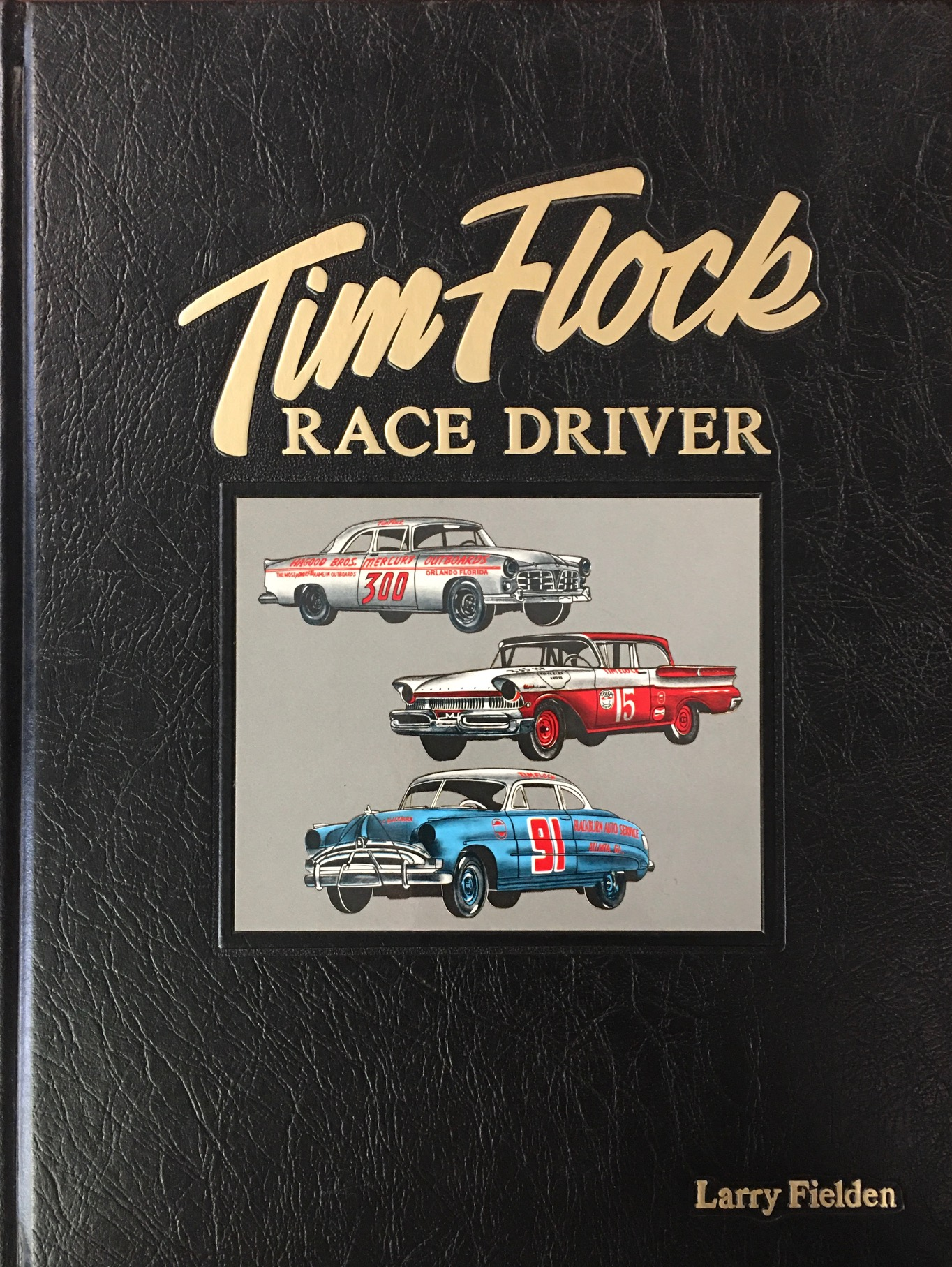 Image for Tim Flock, Race Driver