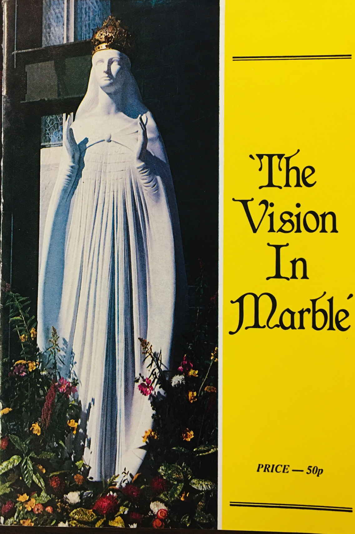 Image for The Vision In Marble