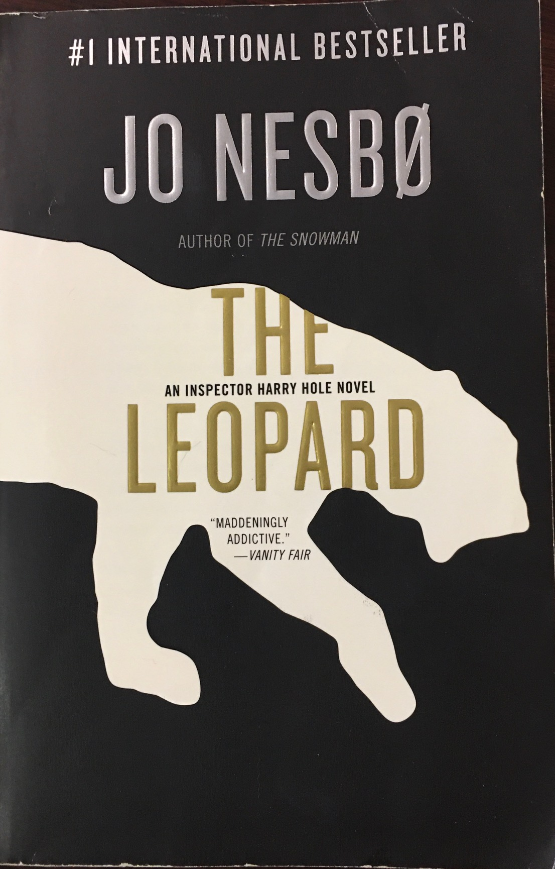 Image for The Leopard: A Harry Hole Novel (8) (Harry Hole Series)