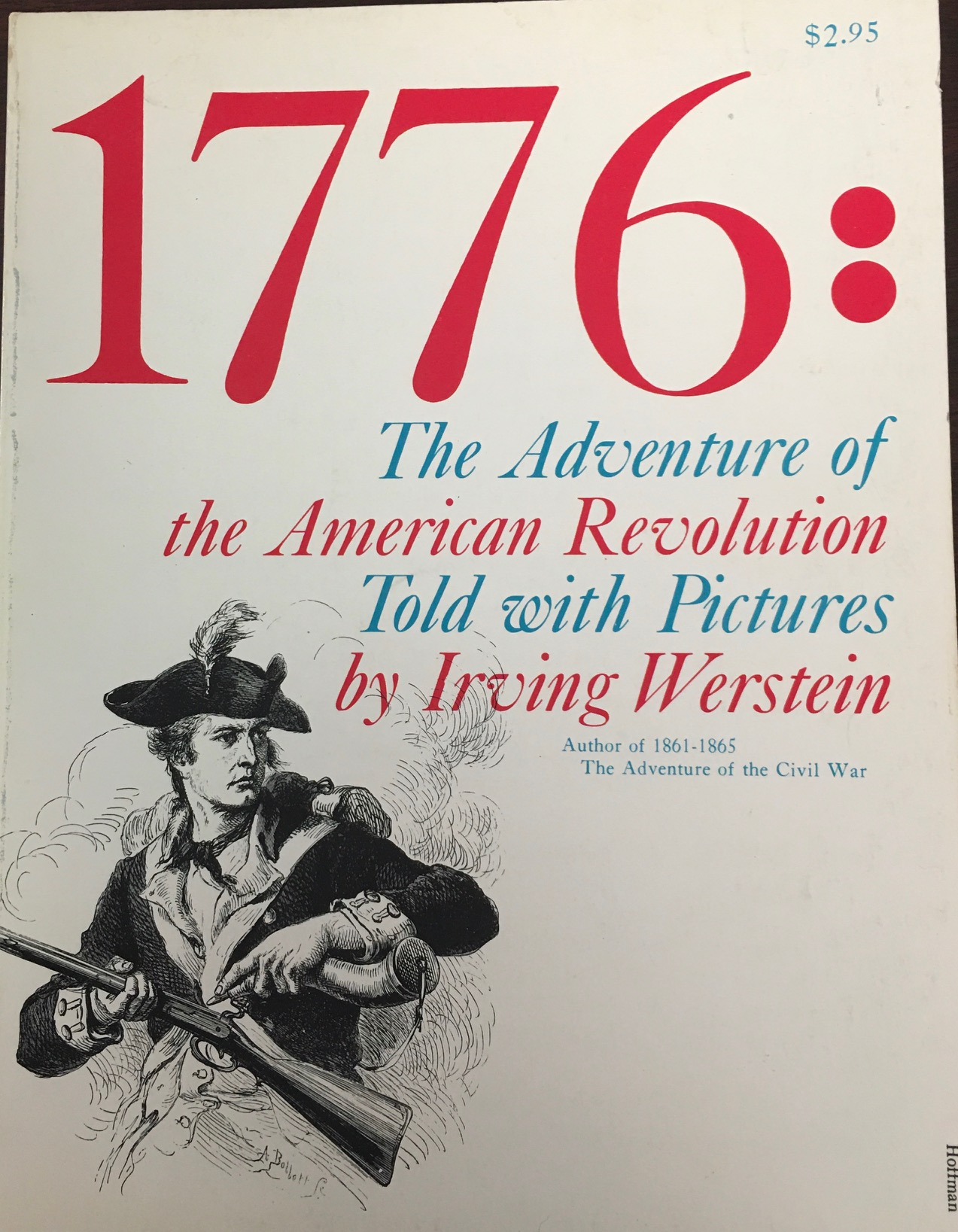 Image for 1776: The Adventure of the American Revolution Told with Pictures