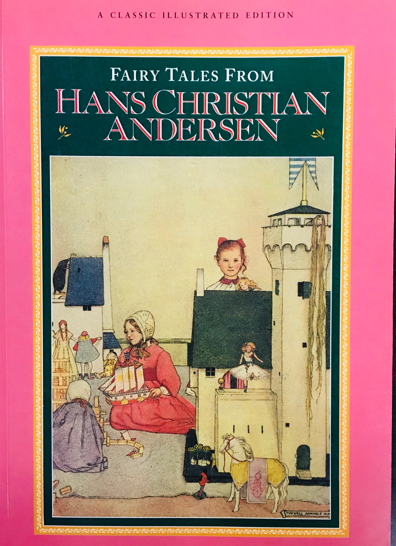 Image for Fairy Tales from Hans Christian Andersen (A Classic Illustrated Edition)