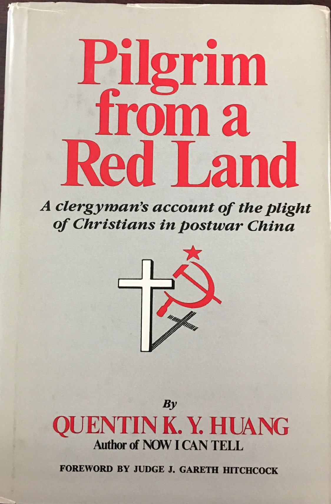 Image for Pilgrim From a Red Land