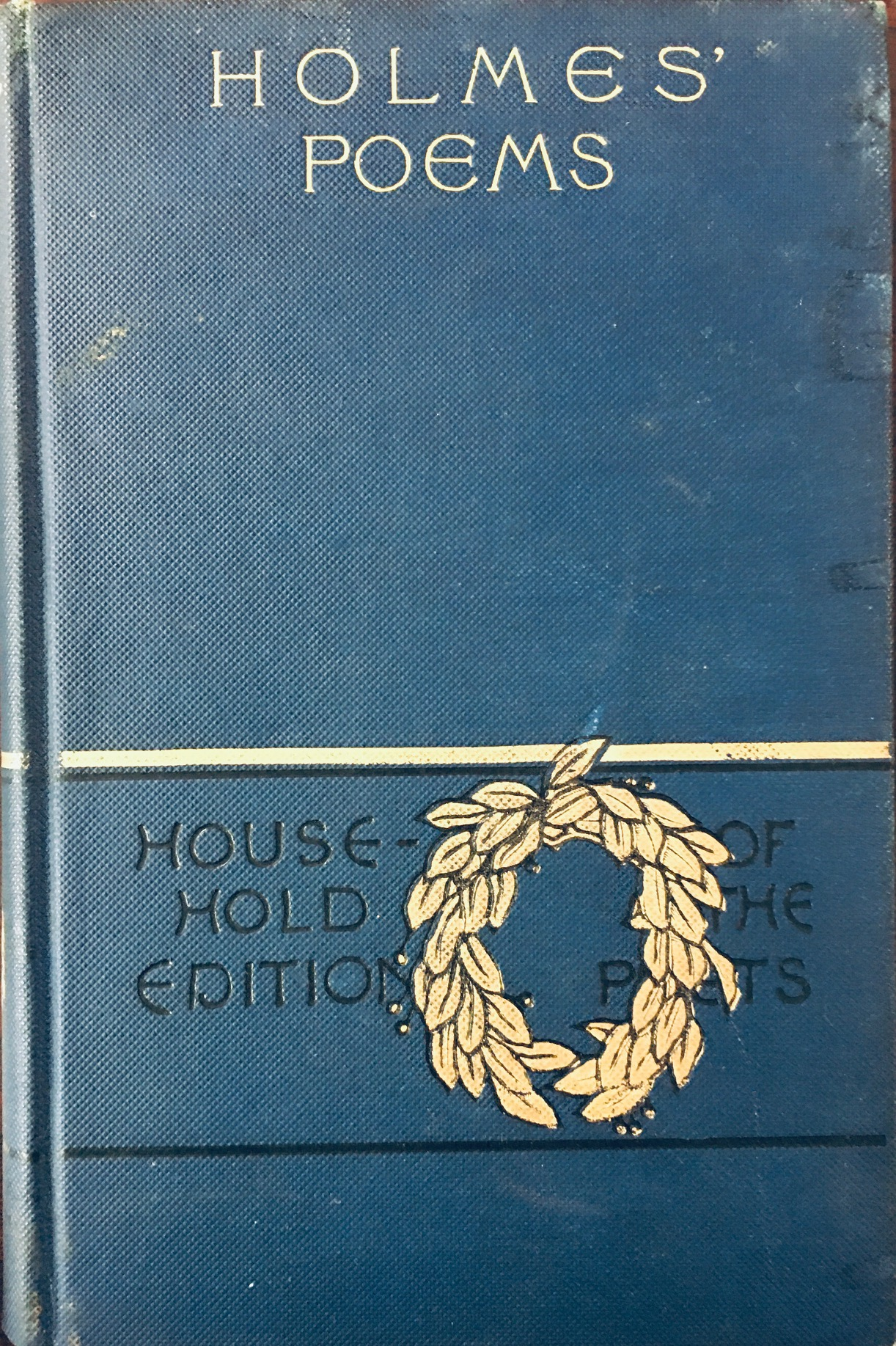 Image for The Poetical Works of Oliver Wendell Holmes - Household Edition