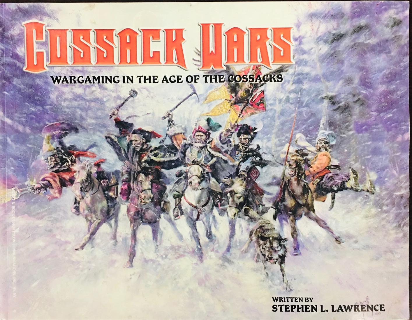 Image for COSSACK WARS: Wargaming in the Age of the Cossacks