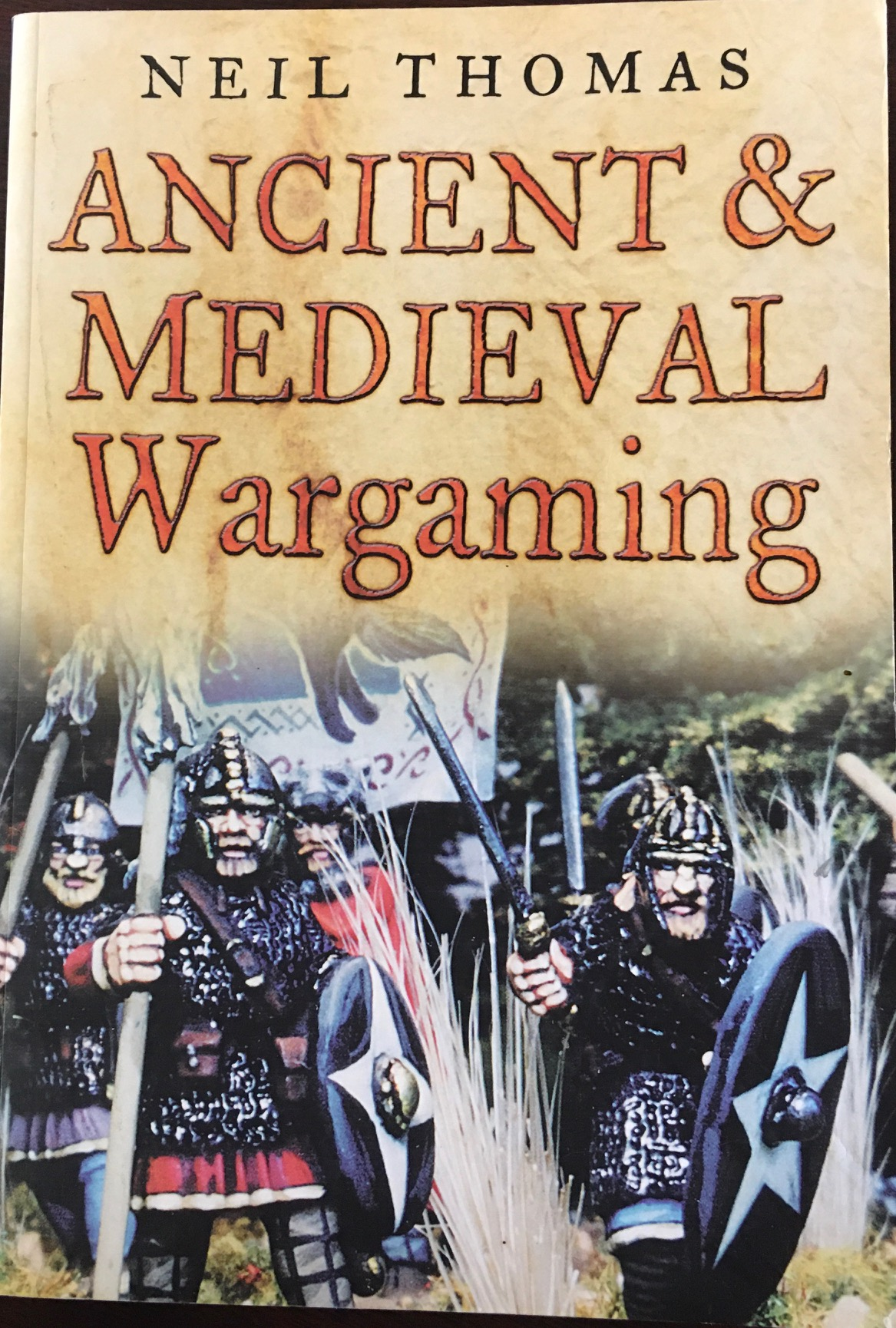 Image for Ancient and Medieval Wargaming