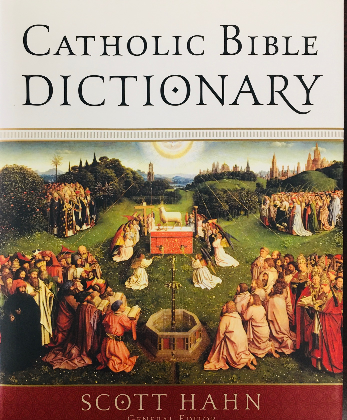 Image for Catholic Bible Dictionary