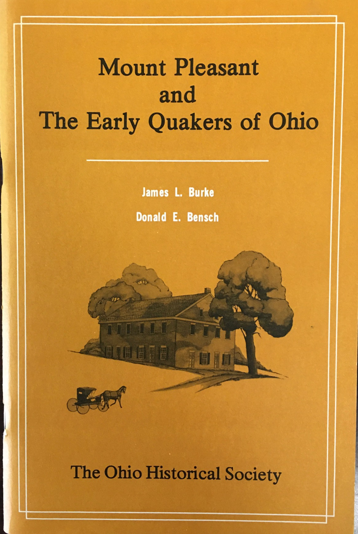 Image for Mount Pleasant and the Early Quakers of Ohio