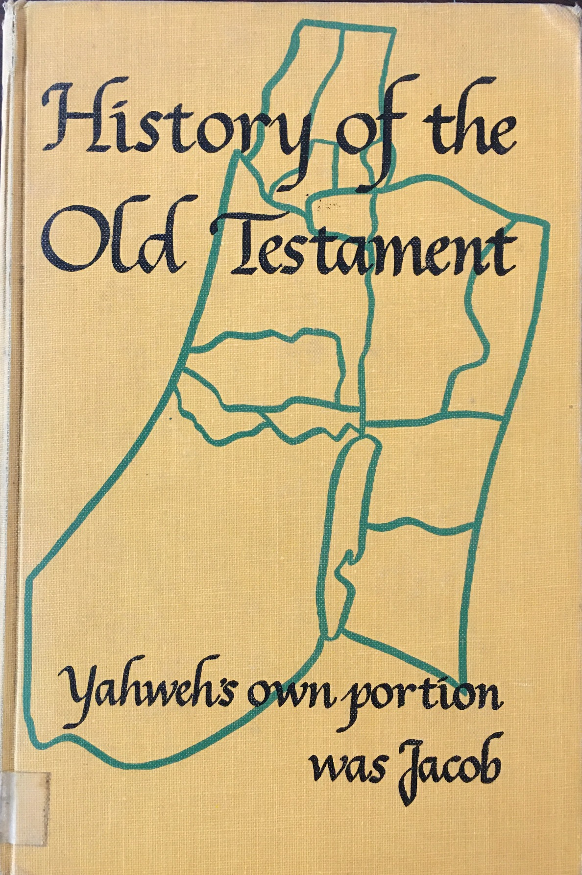 Image for History of the Old Testament