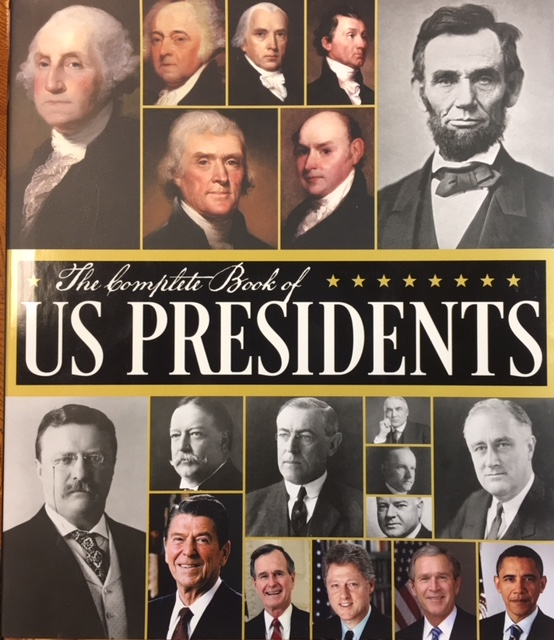 Image for The Complete Book of US Presidents