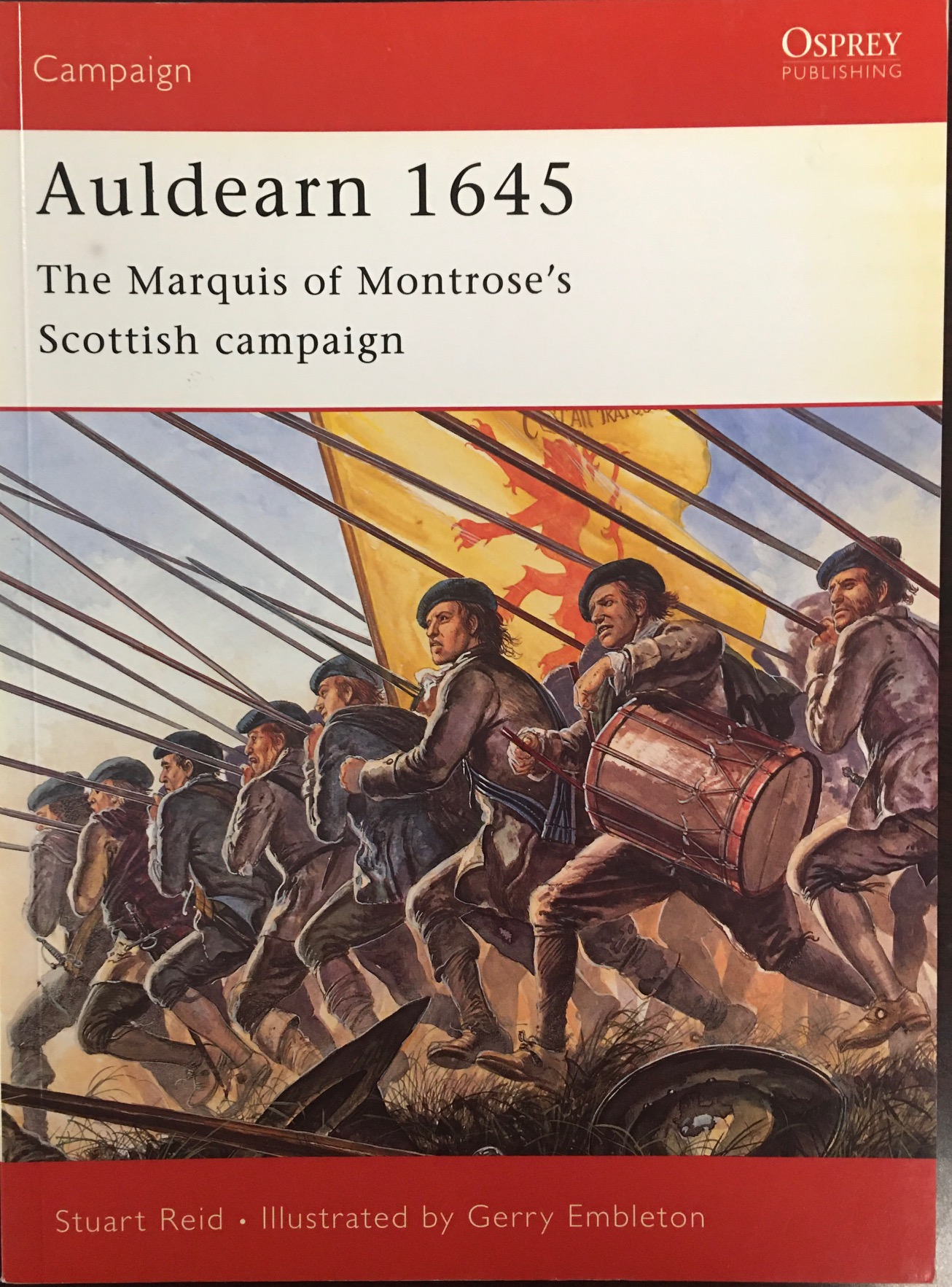 Image for Auldearn 1645: The Marquis of Montroses Scottish campaign