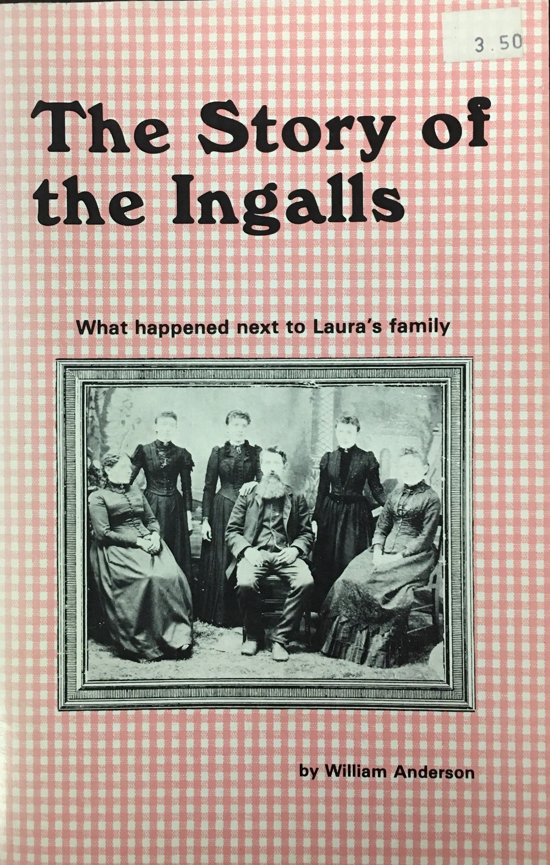 Image for Story of the Ingalls (Laura Ingalls Wilder Family Series)
