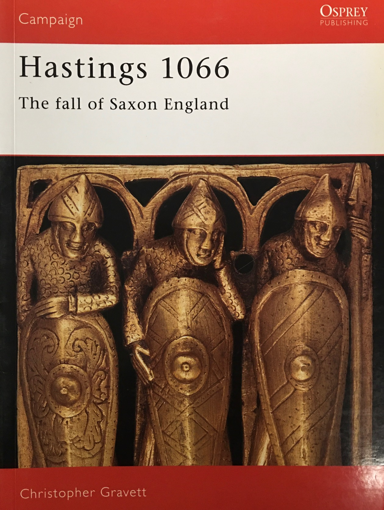 Image for Hastings 1066: The Fall of Saxon England (Campaign)