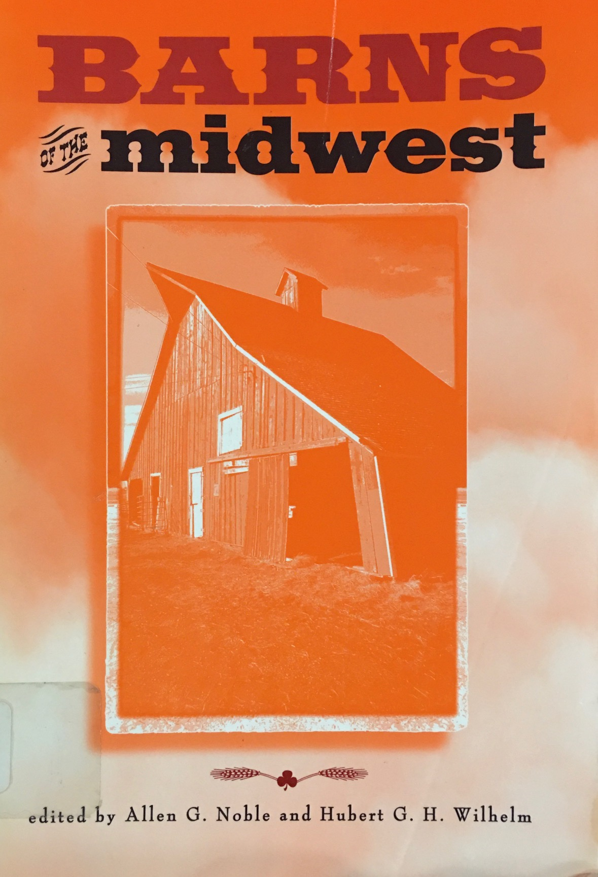 Image for Barns Of The Midwest