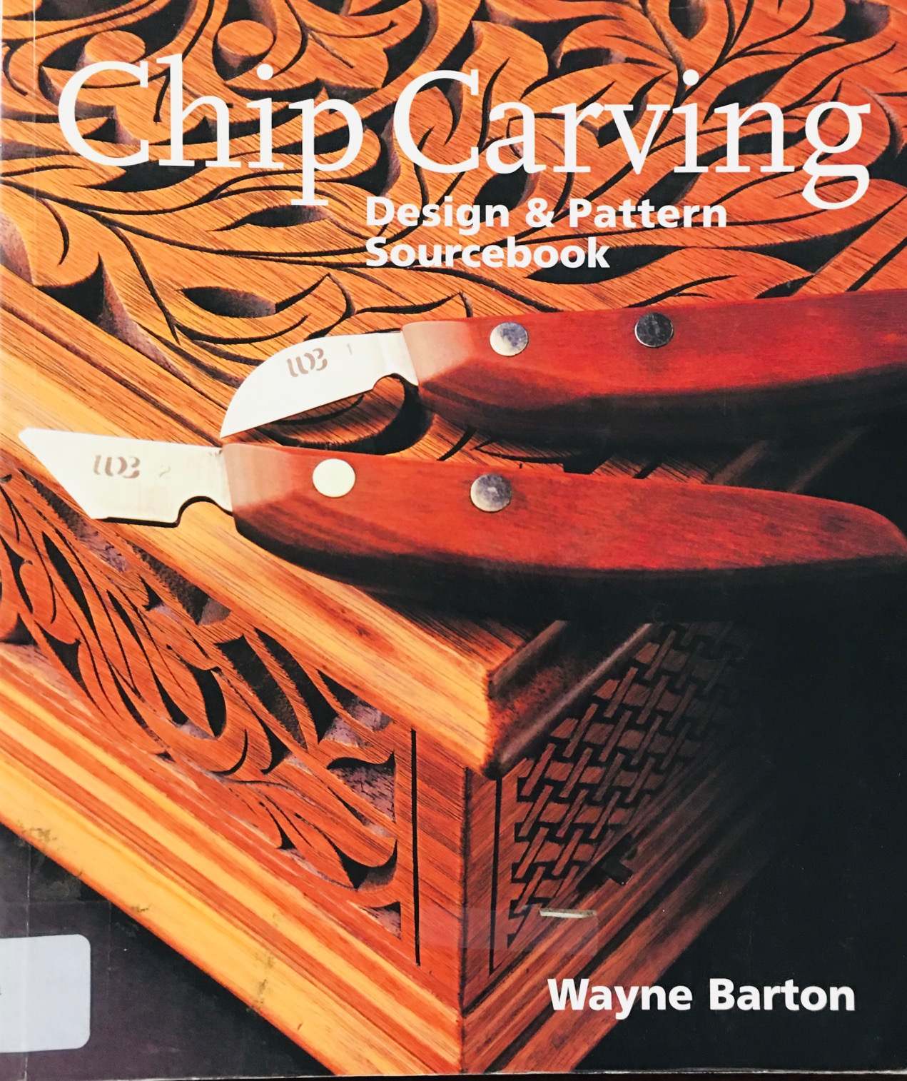 Image for Chip Carving: Design & Pattern Sourcebook