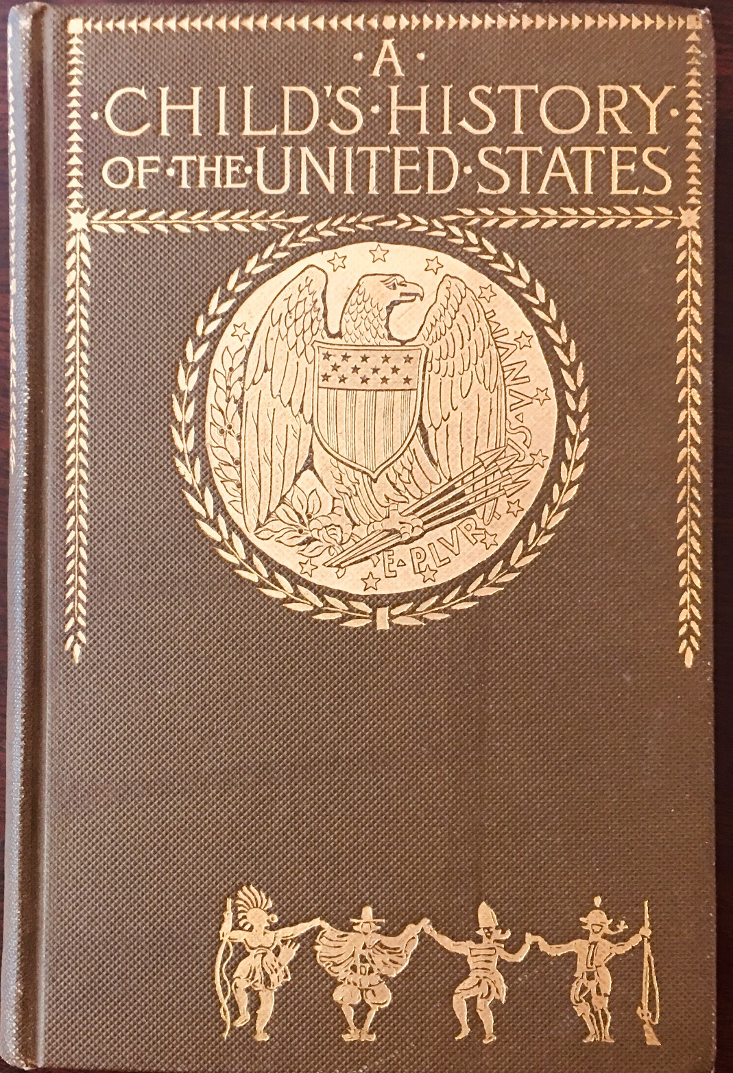 Image for A Child's History of the United States - Volume III, Part Second: History of the Great Rebellion