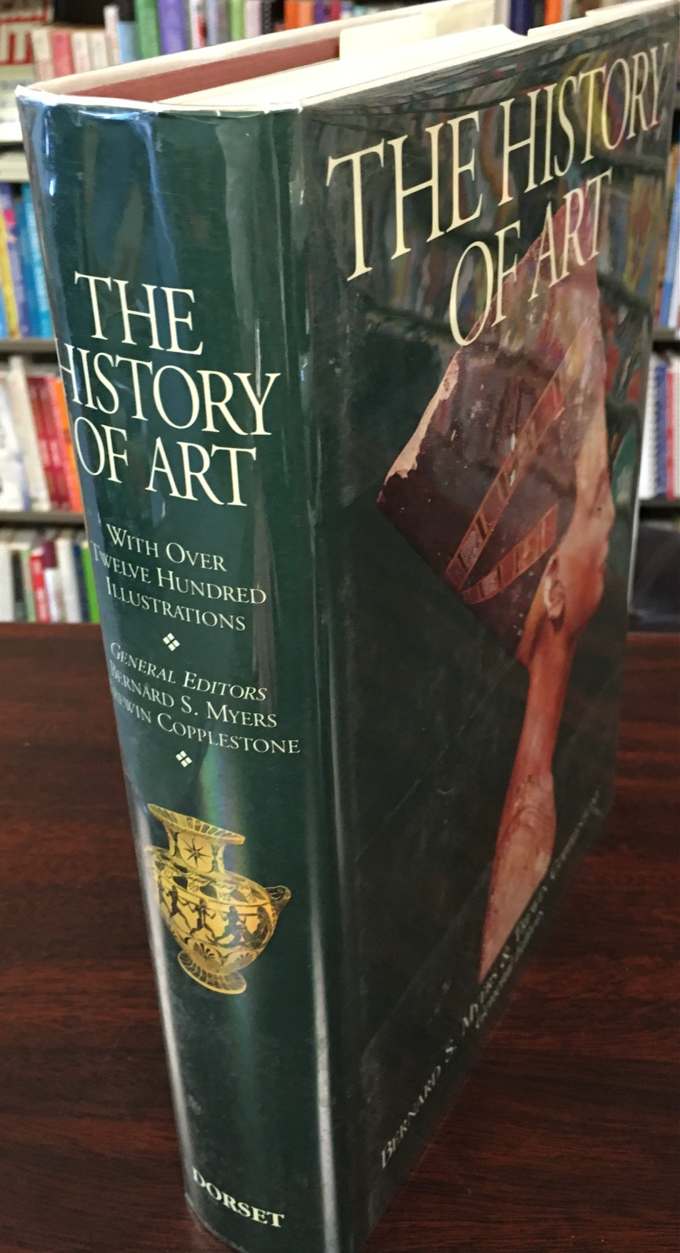 Image for The History of Art: Architecture, Painting, Sculpture