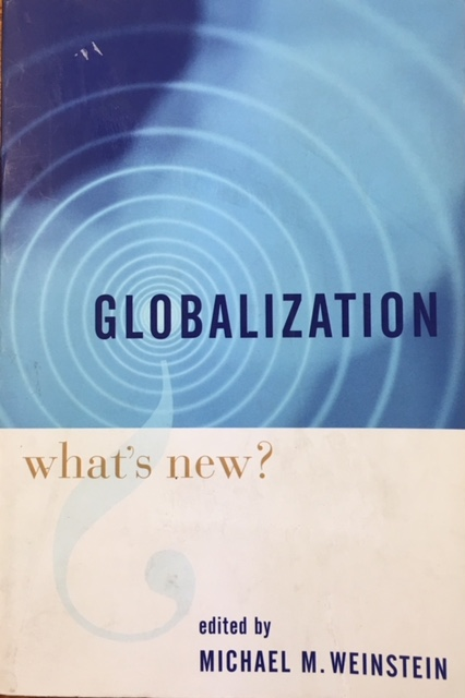 Image for Globalization: What's New?