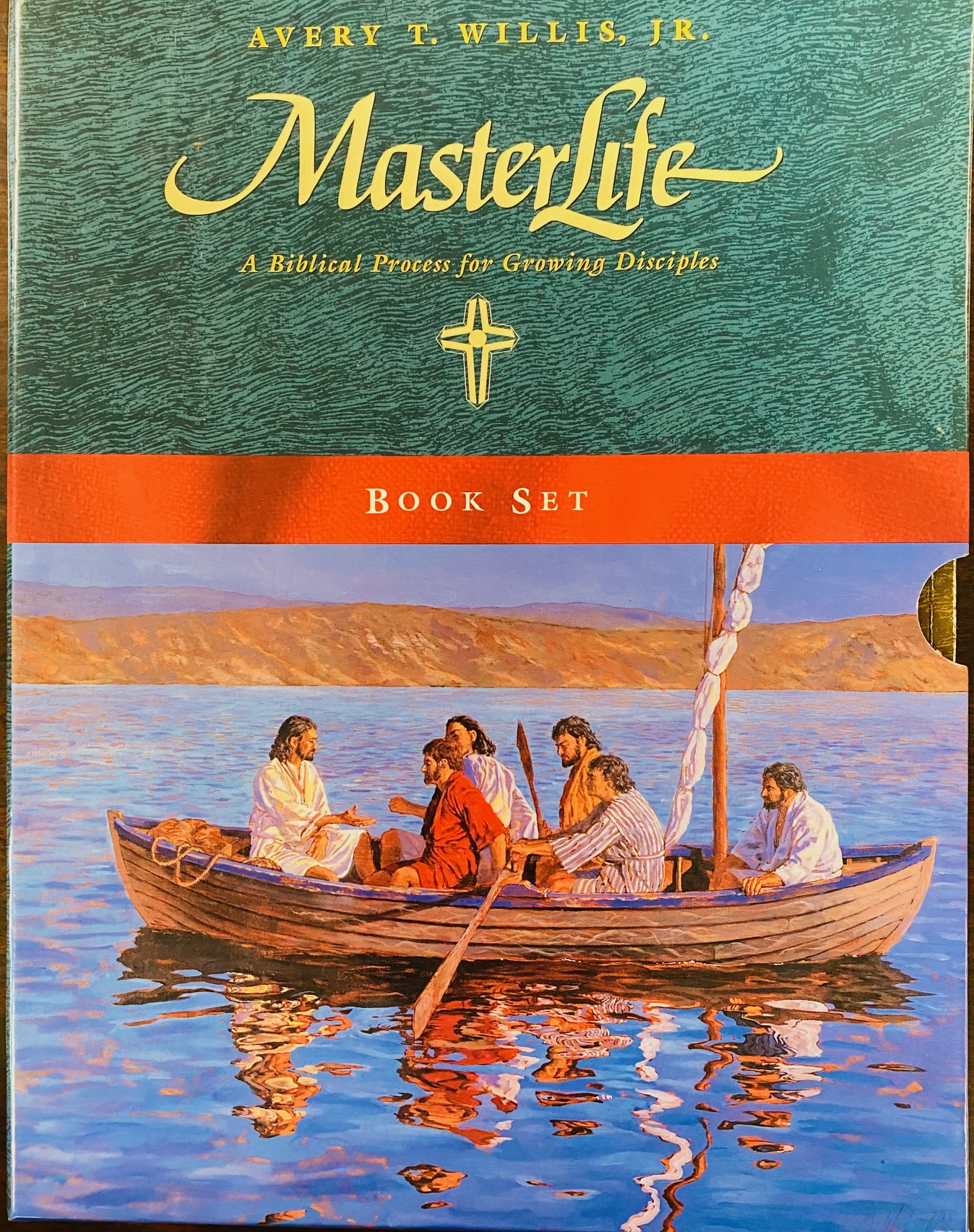 Image for MasterLife - Book Set: A Biblical Process for Growing Disciples