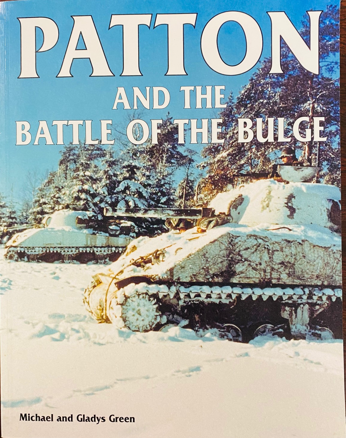 Image for Patton and the Battle of the Bulge