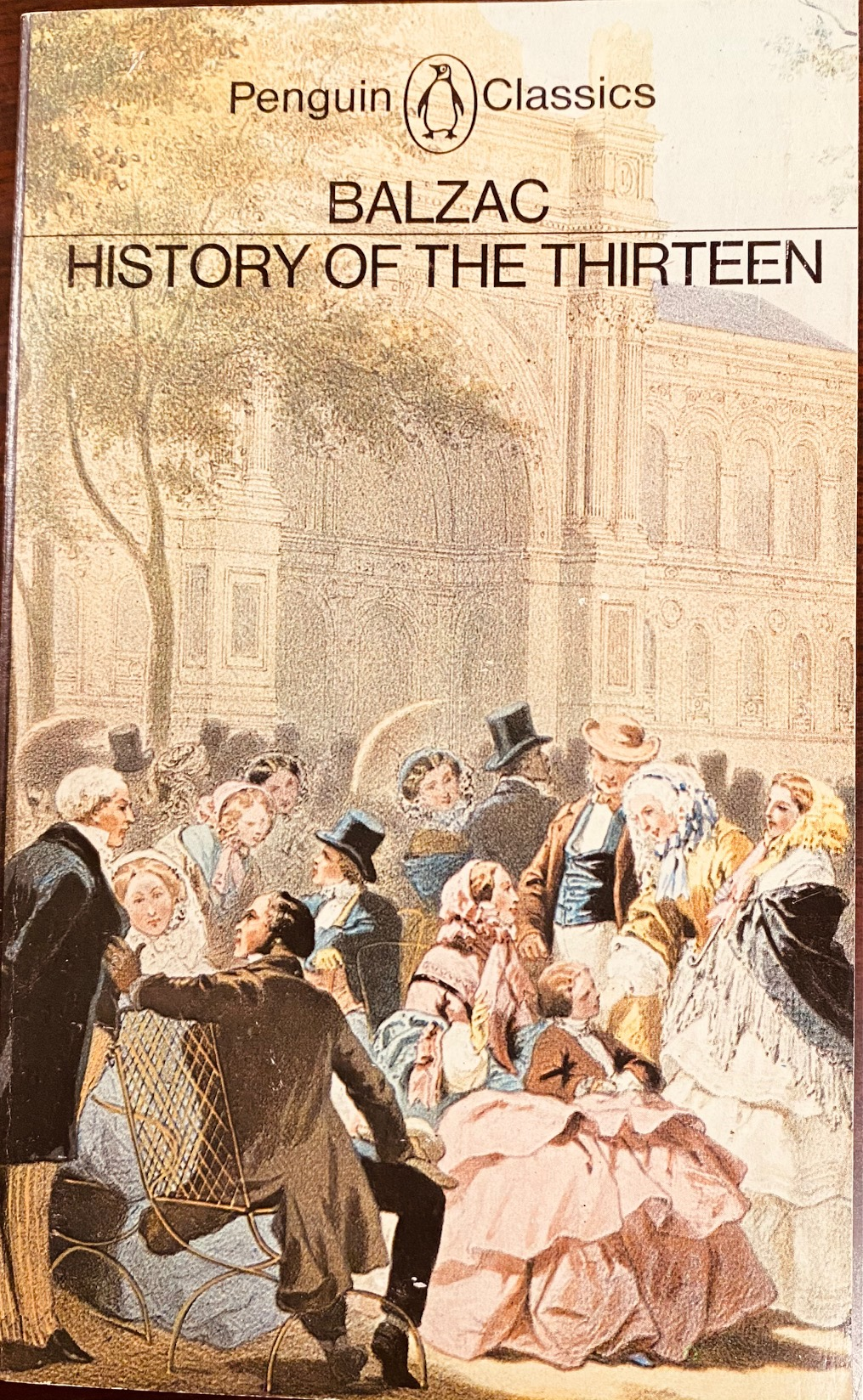 Image for History of the Thirteen (The Human Comedy)