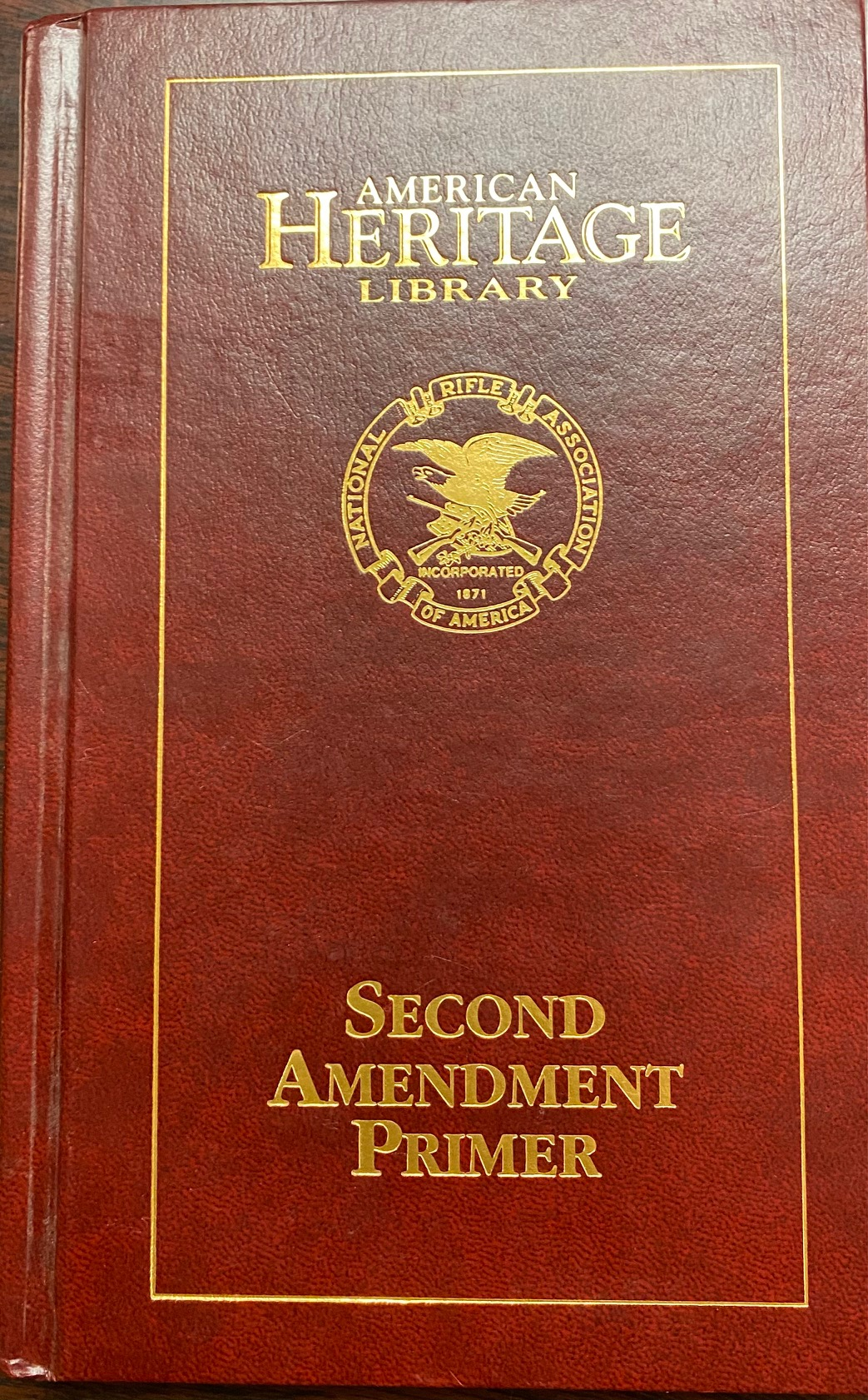 Image for The Second Amendment Primer: A Citizen's Guidebook to the History, Sources, and Authorities for the Constitutional Guarantee of the Right to Keep and Bear Arms.