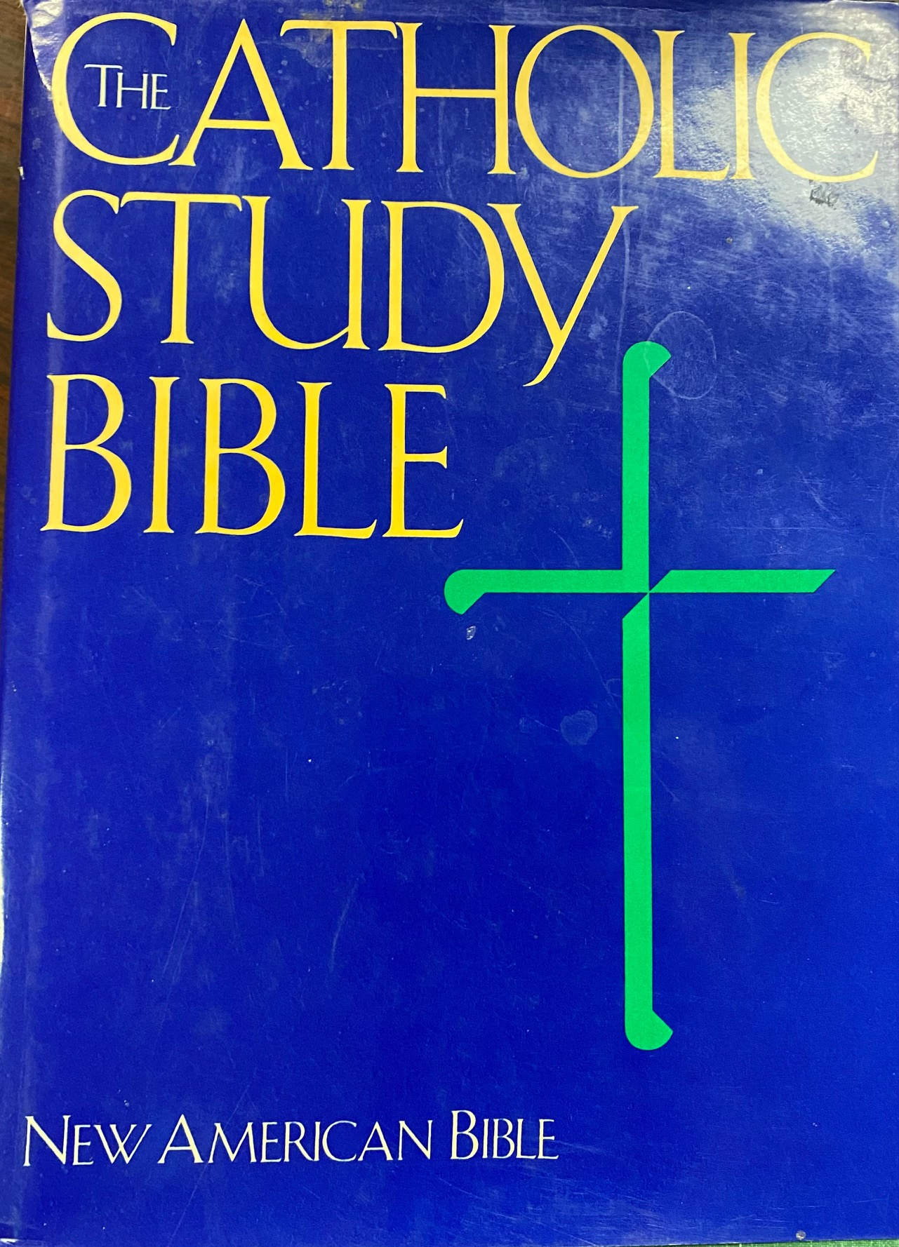 Image for Catholic Study Bible: New American Bible, No 4200