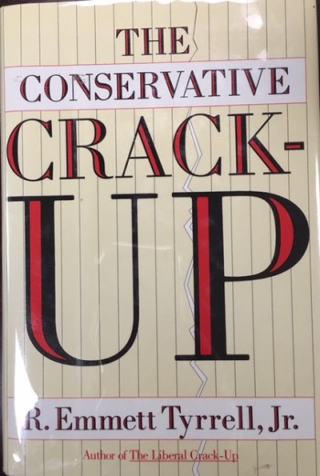 Image for Conservative Crack-Up