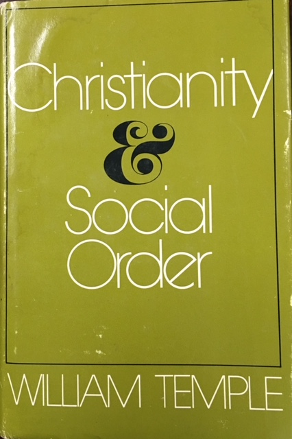 Image for Christianity and Social Order