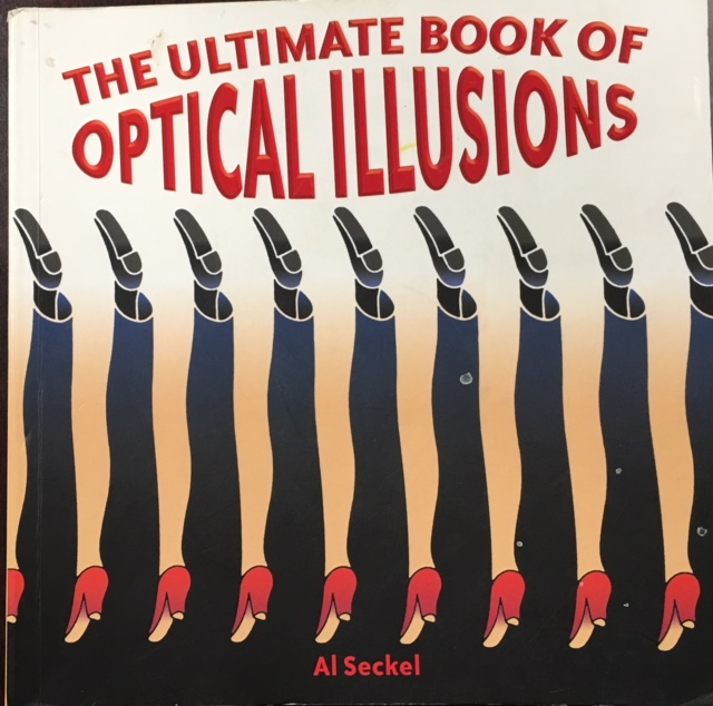Image for The Ultimate Book of Optical Illusions
