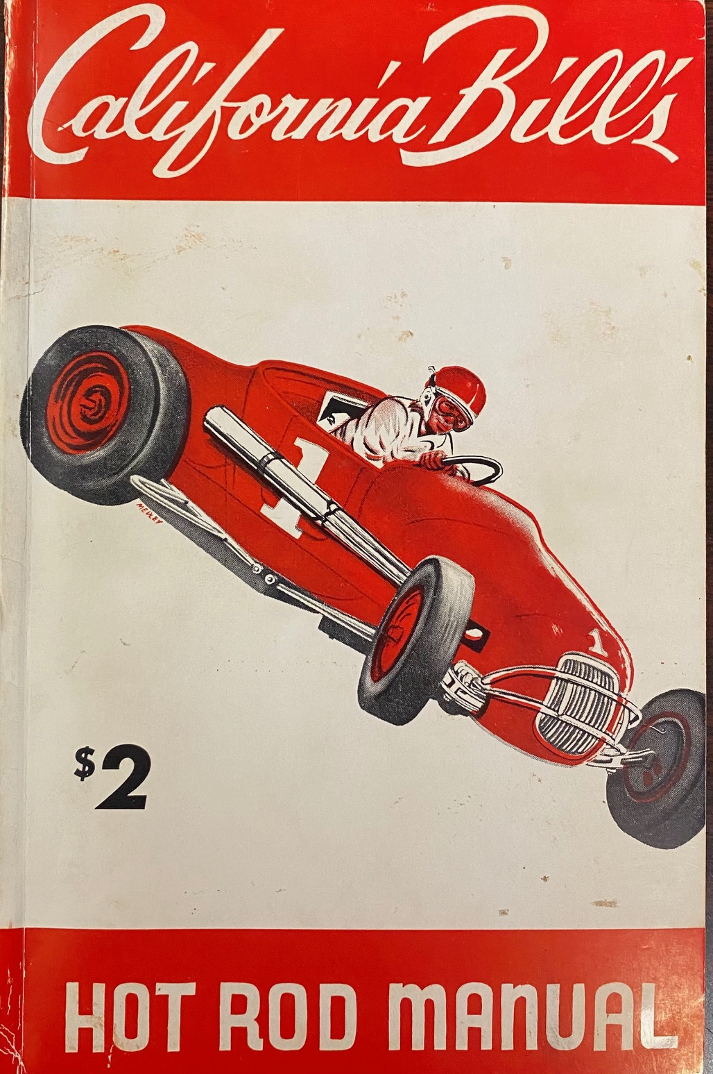 Image for California Bill's Hot Rod Manual